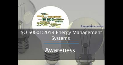 ISO 50001:2018 Awareness