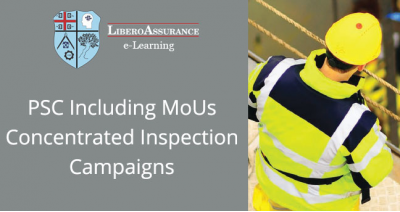 PSC Including MoUs Concentrated Inspection Campaigns