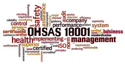 OHSAS 18001:2007 Awareness
