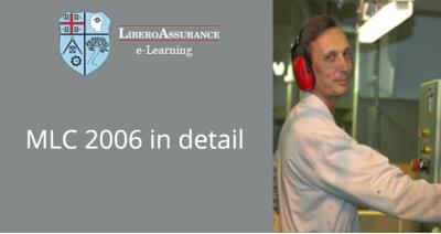 Maritime Labour Convention (MLC) 2006 Training