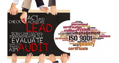 Lead Auditor ISO 9001:2015